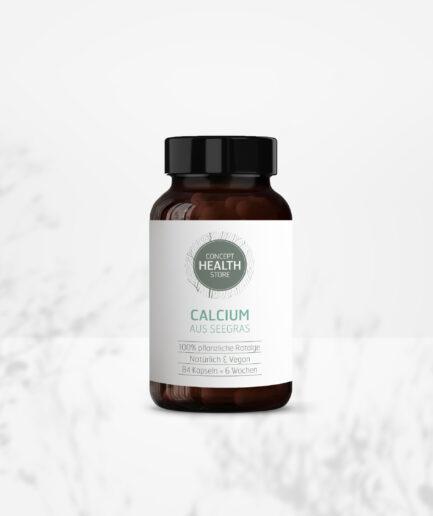 CONCEPT HEALTH STORE Calcium aus Seegras