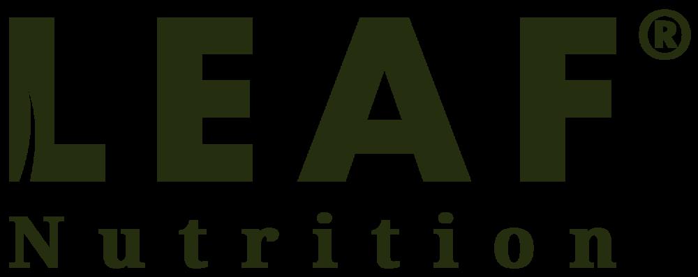 Leaf Nutrition Logo
